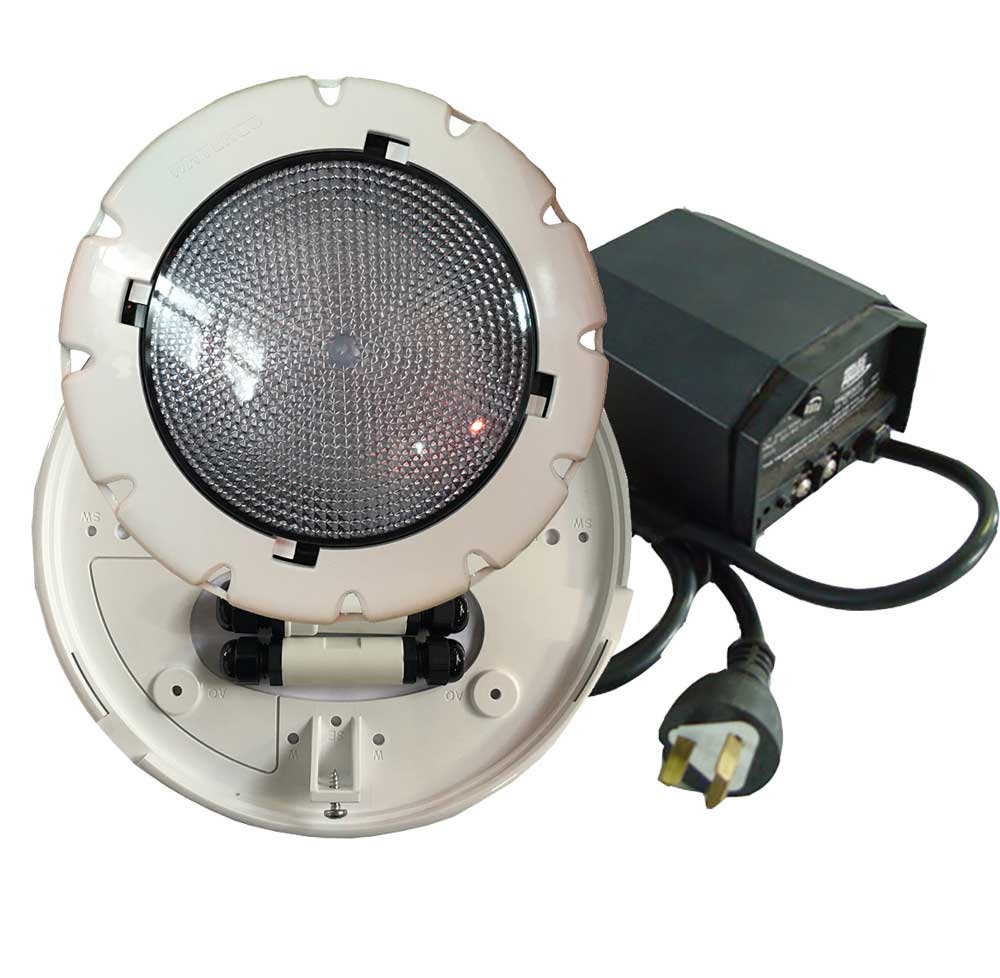 Waterco Litestream Replacement Pool Light With Transformer