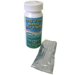 habco pool water 3 in 1 test strips