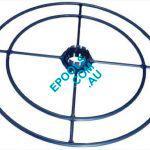 zodiac pool cleaner large wheel