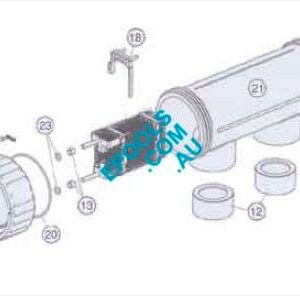 Clearwater C Series Chlorinator Salt Cells Suits C170 CT170