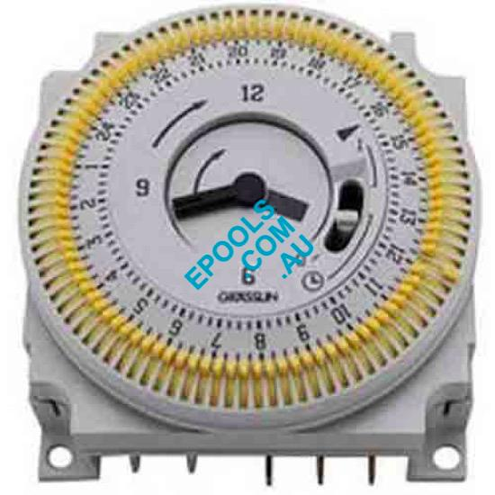 davey monarch chloromatic salt chlorinator time clock