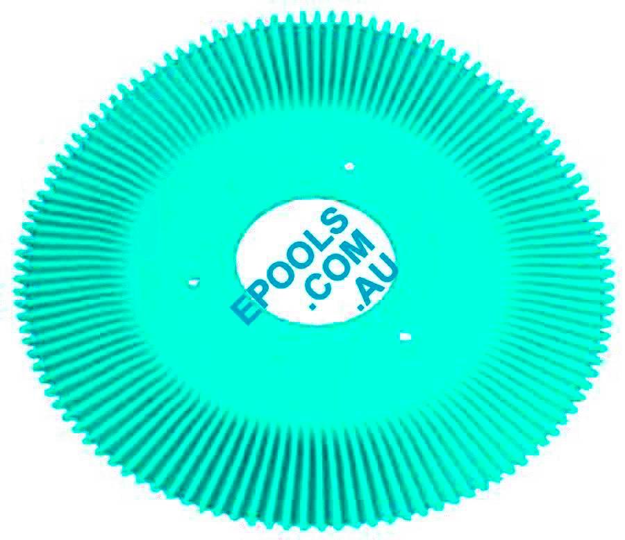 Kreepy Krauly Pool Cleaner Pleated Seal Disk Genuine Obsolete