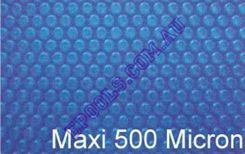 pool 500 micron solar cover