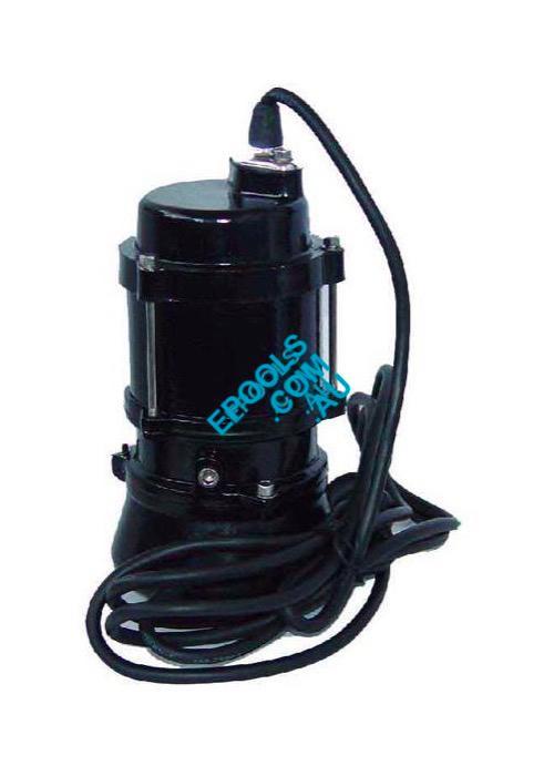 water debris submersible pump