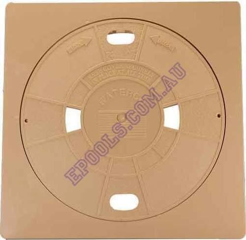 Paramount Sp5000 Sandstone Square Dress Ring Amp Twist Lock
