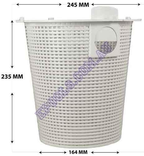 Waterco Swimming Skimmer Box Supaskimmer Replcement Basket