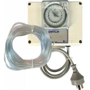 Waterco Self Set Air Control 25mm White Or Beige