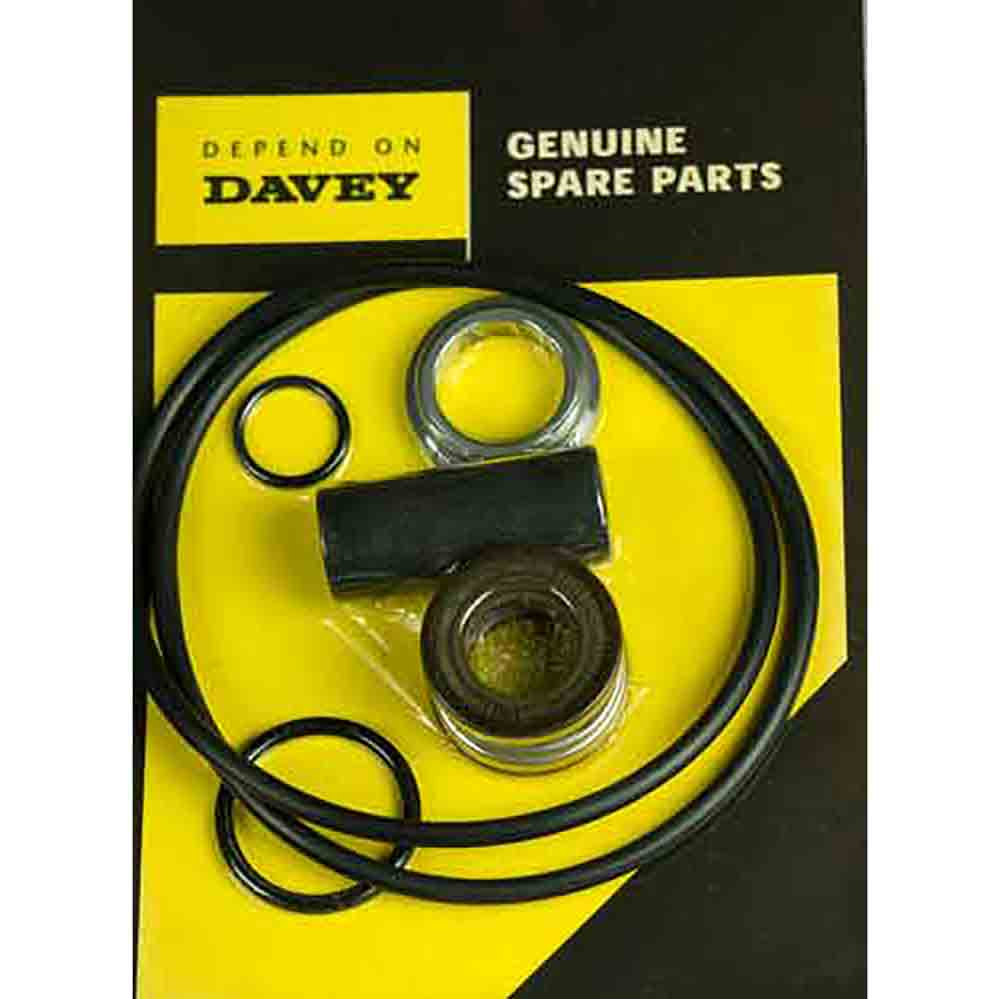 Davey Pool Pump 300 Mechanical Seal Kit With O Rings Epools Shop Wiring