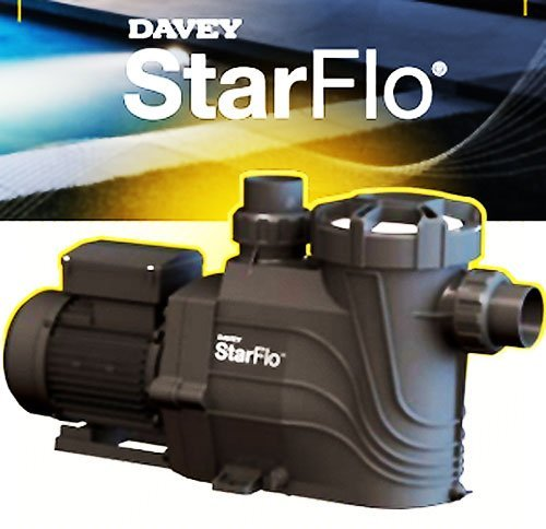 davey starflo swimming pool pump
