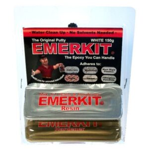 emerkit 2 part underwater epoxy resin