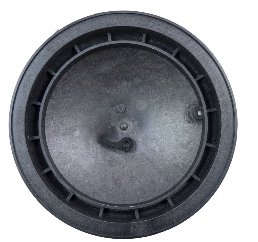 Paramount Infloor Cleaning Valve 6 Port Valve Dome Lid
