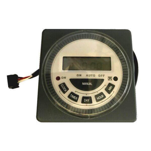 davey spa power sp600 time clock blabk plug