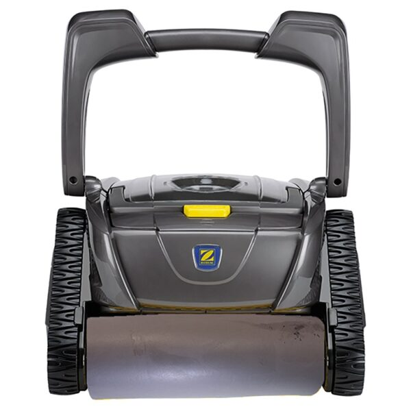zodiac cx20 robotic pool cleaner fullly tiled surface