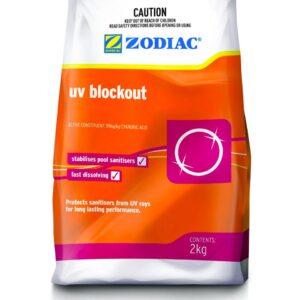 2kg pool stabilizer uv blockout