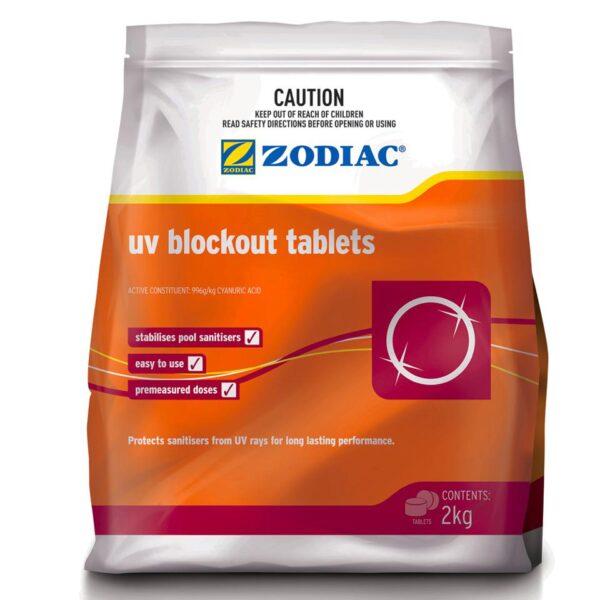 sun blockout tablets 2kg