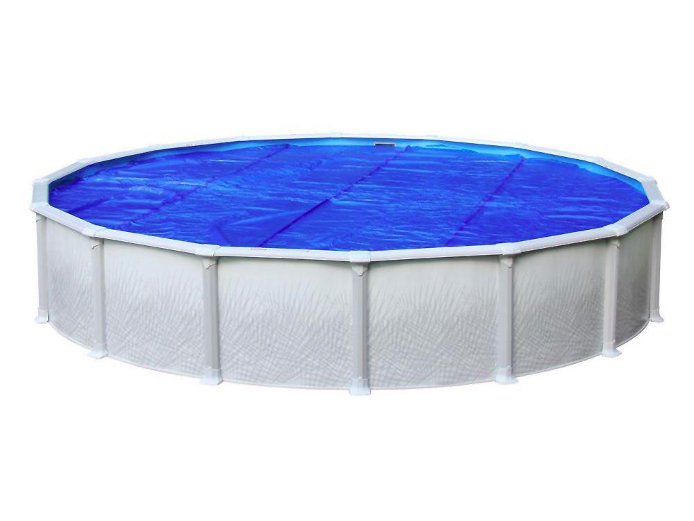 e6aa0282266 500 Micron Oasis Pool or Spa Solar Cover 8-Year Warranty by Abgal ...