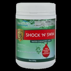 lochlor shock n swim 500g