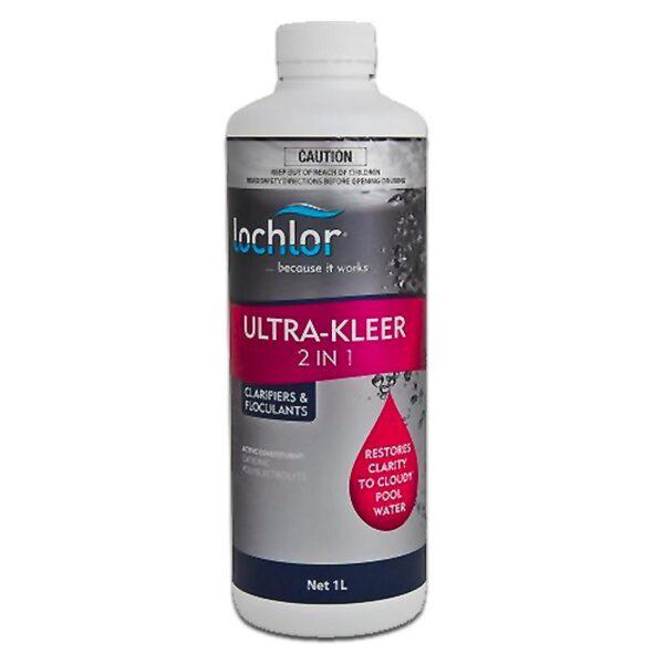 lochlor ultra-kleer 2 in 1 pool clarifier
