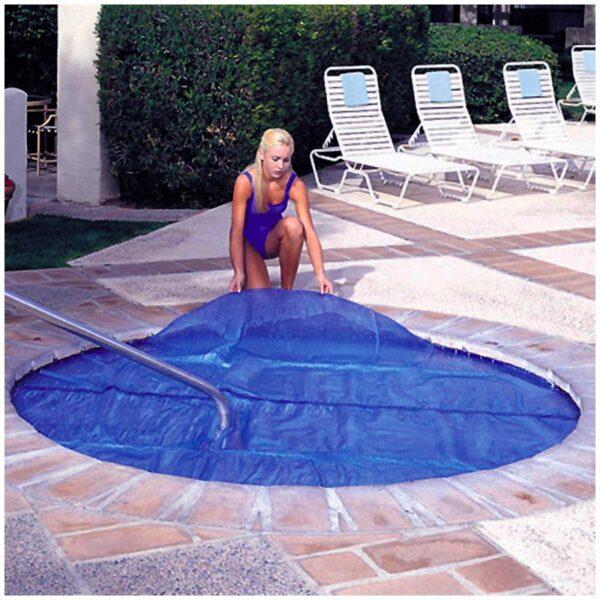 solar bubble cover solar cover