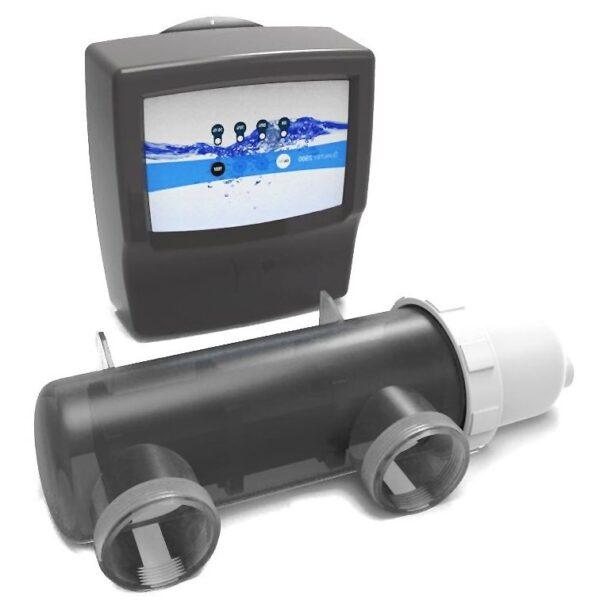 poolrite surechlor s2500 salt chlorinator