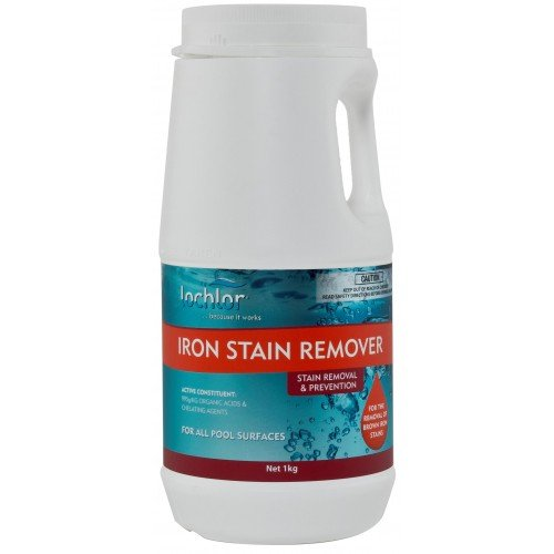lochlor iron stain remover for swimming pools