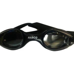 habco olympia swim goggle black h331