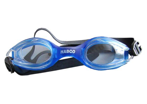 habco olympia swim goggle h331 blue