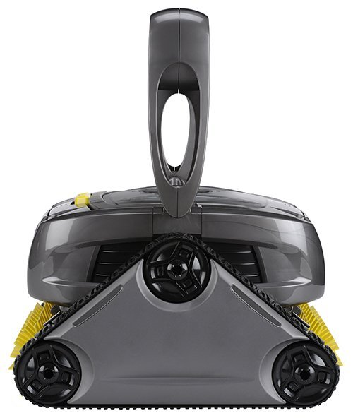 zodiac cx20 robotic pool cleaner side view