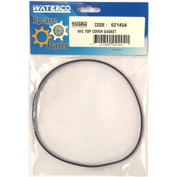 waterco top valve plate gasket part number 621454