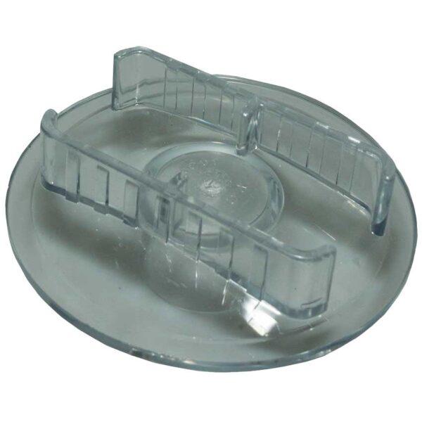 speck magic pool pump lid clear plate