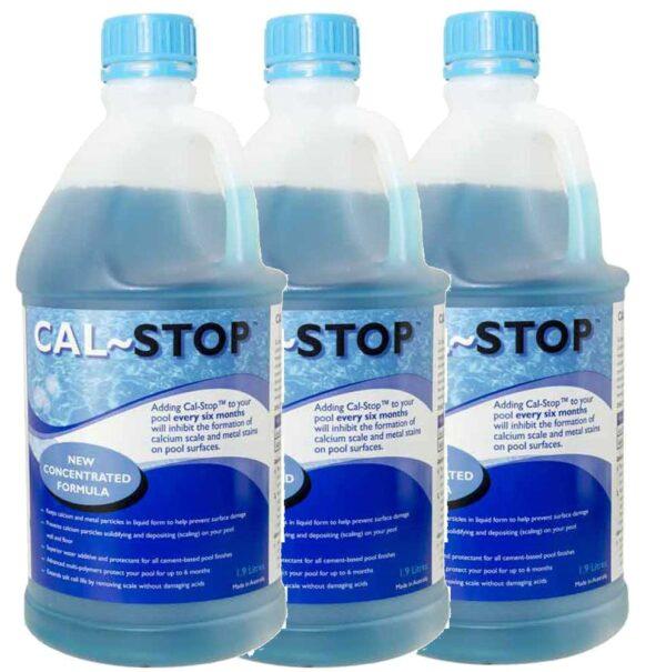 swimming pool calstop calcium eliminator 3 pack