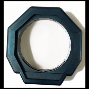 baracuda zodiac sole cobalt blue